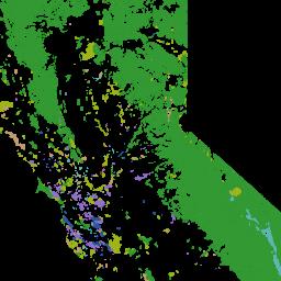 California Protected Areas Data Portal